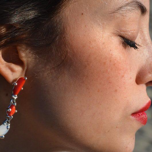 orecchini artigianali